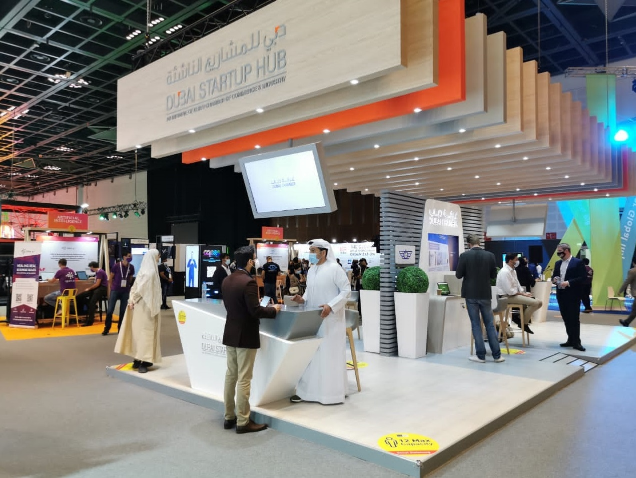 Dubai Chamber Reaches Out To Offer Support To More Tech Startups At GITEX 2020