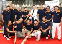 Dubai Chamber sports league concludes