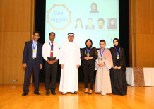 Dubai Chamber staff gathering focuses on health and happiness at workplace