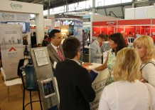 Dubai Chamber showcases the emirate's business competitiveness at Innoprom expo in Russia
