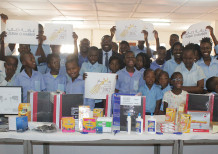 Dubai Chamber takes UAE's Month of Reading and Year of Giving missions to Mozambique and Ethiopia