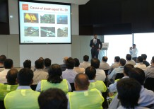Dubai Chamber Sustainability Network Members Conduct Awareness Workshop on Road Safety for Commercial Drivers and Supervisors