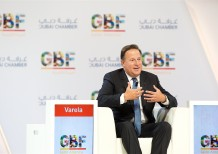 Panamanian President calls on UAE companies to use Panama as a gateway to access Latin American markets