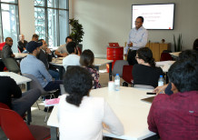 Dubai Chamber hosts workshops for shortlisted candidates participating in 3rd Dubai Smartpreneur Competition