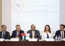 Lithuanian Prime Minister highlights prospects for expanding cooperation with UAE