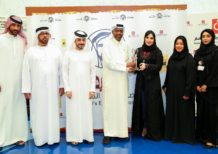 Dubai Chamber makes charitable donation to Rashid Centre for the Determined Ones