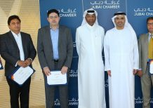 Top-performing Dubai exporters recognised by Dubai Chamber