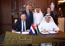 Dubai Chamber signs MoU with Rotterdam Partners to boost cooperation and knowledge sharing