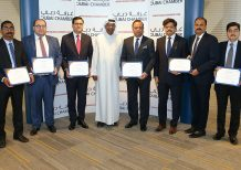 Dubai Chamber recognises top-performing members during ceremony