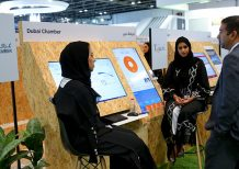 Dubai Chamber showcases smart services at GITEX Technology Week 2019