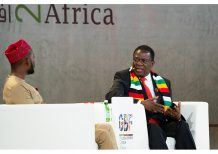 Zimbabwe is open for business, says president