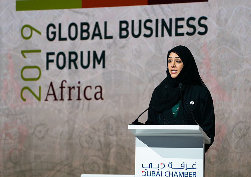 H.E. Reem Al Hashimy announces Expo 2020 partnership with Dubai Chamber