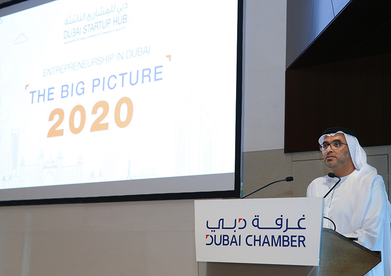Roundtable examines new opportunities for startups in Dubai