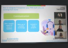 Dubai Chamber organizes webinar on integrating and empowering people of determination to work remotely during Covid 19