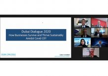 Dubai Dialogue 2020 calls for businesses to prioritise sustainability during Covid-19 and beyond