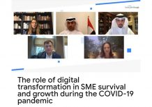 The Ministry of Economy and Dubai Chamber discuss ways to support digital transformation for SMEs in the country