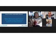Dubai Chamber organises public webinar on effective solutions for late payments to suppliers and subcontractors