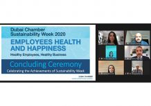 Dubai Chamber unveils impact of employee health and happiness campaign
