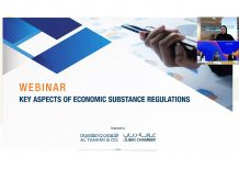 Experts offer guidance for businesses on UAE Economic Substance Regulations