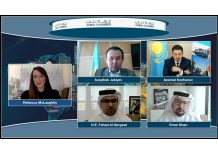 Virtual series explores new prospects for boosting UAE-Kazakhstan ties