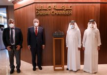 Dubai Chamber discusses investment opportunities with the Principality of Monaco
