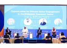 Chamber Delegation Participates in Ethiopian Transport Investment Summit