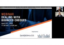 Webinar offers clarity on amendments to UAE laws governing bounced cheques