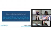 Sustainability experts discuss objectives of UAE Circular Economy Policy