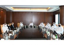 Dubai Chamber of Commerce board of directors holds first meeting